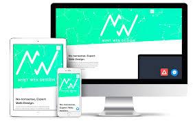 Mint Web Design Mint Websites No Nonsense Expert Web Design Prestwich