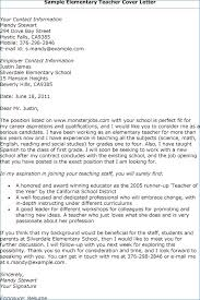 Application Letter Format For Teachers Theunificationletters Com