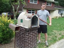 mailbox post ideas. Image Of: Concrete Mailbox Post Ideas L