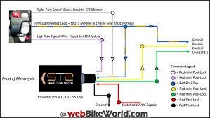 smart turn system review webbikeworld Turn Signal Wiring Diagram Motorcycle smart turn system wiring connections motorcycle led turn signal wiring diagram