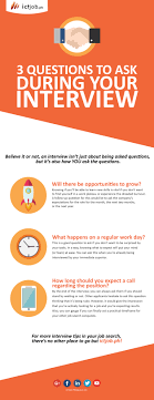 Questions To Not Ask In An Interview Infographic Top 3 Questions To Ask During Your Interview Ictjob Ph