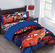 disney cars nitroade twin bedding comforter set