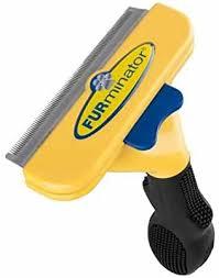<b>FURminator</b> Deshedding Brush Comb Tool For <b>Short Hair</b> Large Dogs