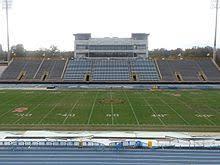 Bragg Memorial Stadium Wikivisually