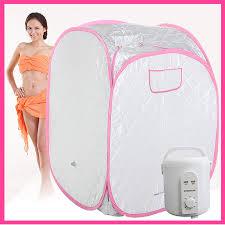 portable steam bath online. aliexpress.com : buy feistel fir portable sauna spa steam room red sauna box mini 110v or 220v 900w from reliable suppliers on bath online b