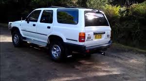 1991 TOYOTA 4RUNNER SR5 3.0 V6 Limited Edition - YouTube