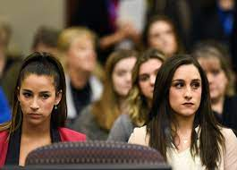 Larry Nassar and Recount Sexual Abuse ...
