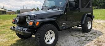 used 2006 jeep wrangler unlimited