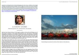 Live Encounters 3 Lopamudra Talukdar A Fishy Story