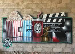 brick wall graffiti art by ceser made