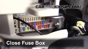 interior fuse box location 2012 2015 scion iq 2012 scion iq 1 3 interior fuse box location 2012 2015 scion iq 2012 scion iq 1 3l 4 cyl
