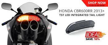 2013-2019 <b>Honda CBR600RR</b> Product List | TST Industries