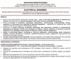 Resume Heading And Summary For Fresher Free Office