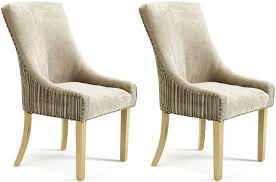 dining chairs online. Buy Serene Richmond Sand Mink Fabric Dining Chair Pair Online Pertaining To Stylish Property Plan Chairs R