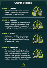 Copd Life Expectancy Chart Copd Life Expectancy Stages And Prognosis Here Are Your Numbers