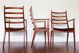 1045 kai kristiansen dining chairs