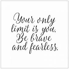 Fearless Quotes Interesting Fitness Goals Pinterest Motivational Inspirational And Motivation