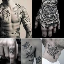какое значение имеет тату роза в тату искусстве