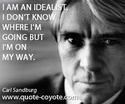 Carl Sandburg quotes - Quote Coyote via Relatably.com