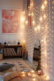 How To String Lights In Bedroom Pin On Wall Space