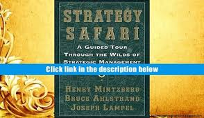organizational behavior key concepts skills best audiobook strategy safari a guided tour through the wilds of strategic management henry