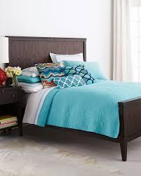 trina turk turquoise santorini bedding