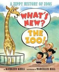 kathleen krull an author to study kathleen krull s many picture books exemplify the best kind zoo bookhome bookschildrens