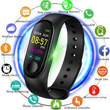 <b>LIGE</b> New <b>Smart Watch</b> Men Blood Pressure Heart Rate Monitor ...