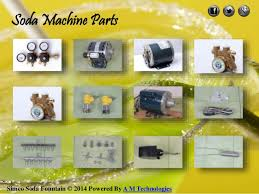 Vending Machine Parts Manufacturers Custom Soda Vending Machine Parts Manufacturer