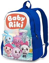 Baby-Riki Backpack for Teens, Large Capacity 3D ... - Amazon.com