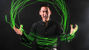 keith laser light painting portraits