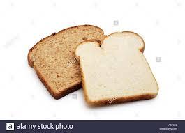 White Bread Wheat Bread Slice Stock Photo 2009311 Alamy
