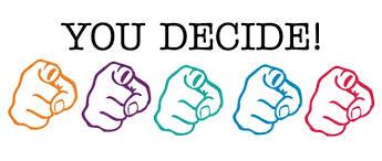 making a choice