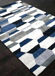 solid white wool rug low d rugs solids solid pattern wool art silk blue area rug