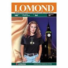 <b>Термотрансферная бумага Lomond A4</b> Ink Jet Luminous Transfer ...