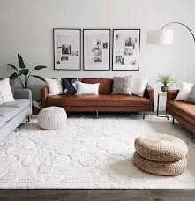 5 ways to decorate with a brown sofa