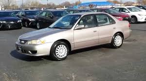 2001 Toyota Corolla CE at Oak Lawn Toyota Serving Chicago, Orland ...