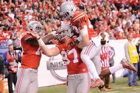 2014 Big Ten Championship Game Ohio State Wrecks Wisconsin