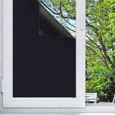 Light Filtering Window Film Buy Velimax Blackout Window Film 100 Privacy Static Cling