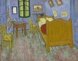 Paul Simon Bedroom Furniture Norton Simon Museum To Exhibit Vincent Van Goghs Bedroom Alain