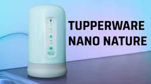Trên tay máy lọc nước Tupperware Nano Nature - YouTube