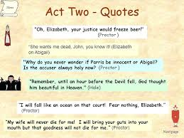 quotes from the crucible plus cool the crucible quote analysis the  quotes from the crucible also amazing act two quotes oh your justice would ze beer the quotes from the crucible