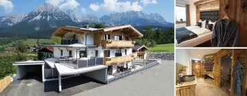 Willkommen Kaiser Appartements Marie Ferienwohnungen In Ellmau