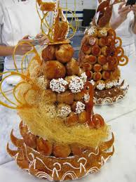 Ooh La La French Wedding Cakes