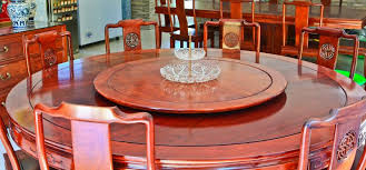 ideal feng shui dining room table