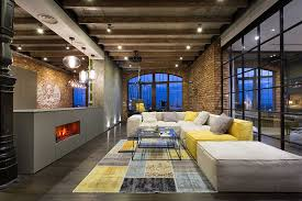 loft lighting ideas. view in gallery blend of ambient and focussed lighting for the transparent loft home ideas