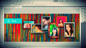 how to design a facebook cover page using your photographs in how to design a facebook cover page using your photographs in photoshop