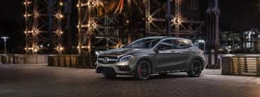 Mercedes gla 45 amg 381ch 4matic speedshift dct amg euro6d t. 2019 Mercedes Amg Gla 45 Suv Price Pics Specs Mercedes Benz Of Ontario