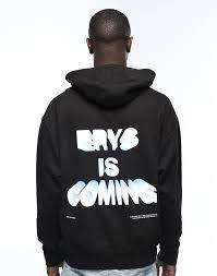 Jaden Smith Erys Is Coming Hoodie Black