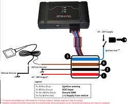 car tracker tramigo track wiring diagram